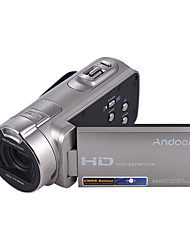 cheap -Andoer® HDV-312P 1080P Full HD Digital Video Camera Portable Home-use DV with 2.7 Inch Rotating LCD Screen Max. 20 Mega Pixels 16 Digital Zoom