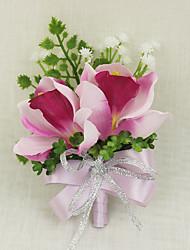 Bouquet sposa Fiore all'occhiello Matrimonio Occasione speciale 7 cm ca.
