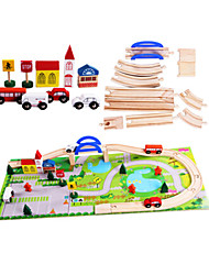 cheap -Jigsaw Puzzle Educational Toy Toys Car Other Toys Animals Wood Not Specified Pieces