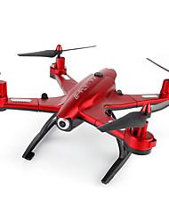 baratos -RC Drone 69508 4CH 6 Eixos 2.4G Com Câmera HD 0.3MP Quadcópero com CR Retorno Com 1 Botão / Auto-Decolagem / Acesso à Gravação em Tempo Real Quadcóptero RC / Controle Remoto / Câmera / Flutuar