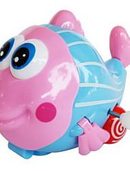 Недорогие -Игрушка с заводом Игрушки Рыбки Пластик Куски Универсальные Подарок