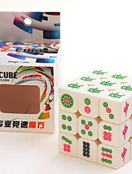 cheap -Rubik's Cube Luminous Glow Cube 3*3*3 Smooth Speed Cube Magic Cube Stress Relievers Puzzle Cube Glow in the Dark Fluorescent User Manual