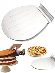 Non-slip Stainless Steel Tools Collection Cake Lifter Shovel Pastry Baking Tool