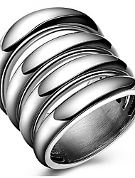 Settings Ring Luxury Euramerican Fashion Elegant Noble Multilayer Birthday  Business Movie Gift Jewelry