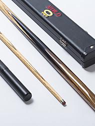 Un pezzo Cue Tre quarti due pezzi Cue Cue Sticks & Accessori Snooker English Biliardo