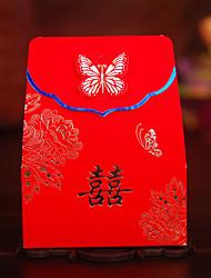 Недорогие -Прочее Креатив Картон Розовая бумага Фавор держатель с Узор Коробочки Мешочки Подарочные коробки