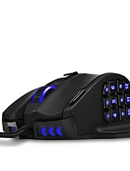 cheap -Wired Gaming Mouse Multifunction 16400 , 12000 , 1000