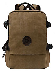 Unisex Bags All Seasons Canvas Sports & Leisure Bag for Professioanl Use Camping & Hiking Climbing Blue Brown Black
