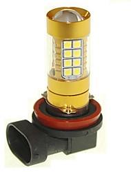 cheap -Sencart 1pcs H8 PGJ19-1 Flashing Bulb Led Car Turn Signal Light Backup Light Bulb Lamps(White/Red/Blue/Warm White) (DC/AC12-16V)