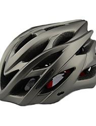Недорогие -Мотоциклетный шлем 9 Вентиляционные клапаны С возможностью регулировки ESP+PC Виды спорта Велосипедный спорт / Велоспорт / Велоспорт - Белый / Черный / Серый Универсальные