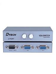 baratos -VGA Divisor, VGA para VGA Divisor Fêmea-Fêmea