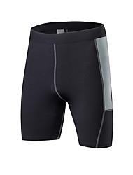 baratos -Homens Shorts de Natação Exterior, Casual Poliéster Roupa de Praia Roupa de Banho / Calças Natação / Praia