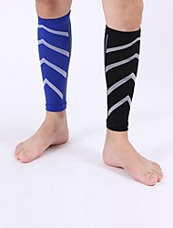 cheap -Unisex Men Wome Running Athletics Compression Sleeves Calf Leg Shin Splints Elbow Knee Pads Protection Sports Safety