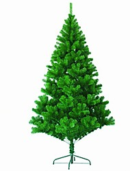 1PC 1.2 M full of pine needles Christmas tree decorated Christmas