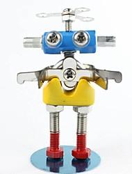 preiswerte -3D - Puzzle Metallpuzzle Zeichentrick Heimwerken Metal Kinder Herrn Damen Jungen Geschenk