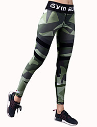 cheap -Yoga Pants Tights Bottoms Stretchy Natural Stretchy Sports Wear Women's BARBOK Yoga Pilates Running Dancing