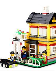cheap -Building Blocks / Pretend Play Castle / House Fun & Whimsical Girls' Gift