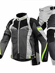 baratos -Roupa da motocicleta Conjunto de calças de jaquetaforTodos Todas as Estações Melhor qualidade