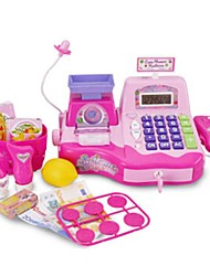 cheap -Toy Car Grocery Shopping Money & Banking Toy Pretend Play Cash Register Toy Toy DIY Plastics Girls' Kid's Gift