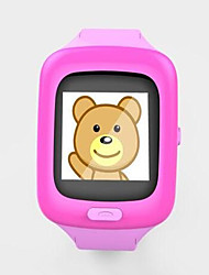 gps yyx5 assistir posicionamento touch screen relógio inteligente crianças sos dispositivo localizador chamada anti lembrete perdido