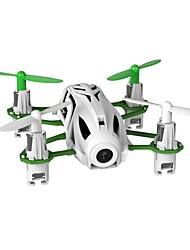 Drone Hubsan H111D 4 Kanaler 6 Akse Med 720P HD-kamera FPV Med kamera 1 x sender Fjernstyret Quadcopter 1 USB-lader Kabel USB-kabel