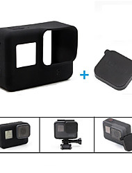 cheap -Case Lidded Wear-Resistant Scratch Resistant Stretchy For Action Camera Gopro 5 Casual Everyday Use Traveling Back Country Outdoor