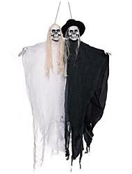 Недорогие -Декорации Halloween Управление голосом ужасающий запутанный HalloweenForПраздничные украшения
