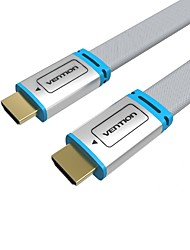 VENTION HDMI 2.0 Connect Cable, HDMI 2.0 to HDMI 2.0 Connect Cable Male - Male 1080P Gold-plated copper 8.0m(26Ft)