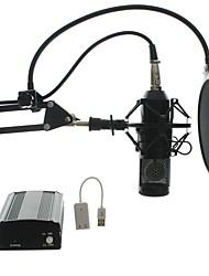 Недорогие -GM12 Проводное Микрофон Конденсаторный микрофон Ручной микрофон Назначение ПК