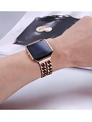 abordables -Métallique Bracelet de Montre  Sangle Noir 213 2cm / 0.8 Pouces
