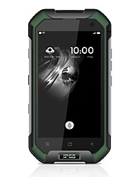 baratos -Blackview BV6000S 4.7 polegada Celular 4G ( 2GB + 16GB 8 MP Quad núcleo 4200mAh )