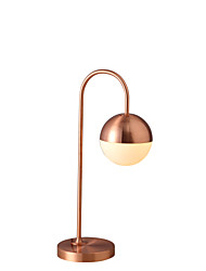 cheap -Ambient Light Modern/Contemporary Table Lamp Decorative On/Off Switch 110-120V 220-240V Black Bronze Red Bronze