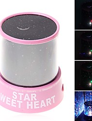 cheap -Starry Night Light LED Lighting Projector Lamp Toys ABS Romantic 1 Pieces Kid Gift