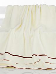 Style frais Serviette de bain,Rayures Qualité supérieure 100% Coton Serviette