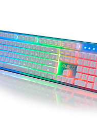 cheap -A-Jazz KJZS Gaming Keyboard Mechanical Touch3-color Backlight19Key Anti-ghosting
