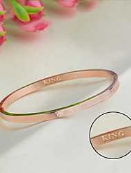 Rome digital titanium bracelet bracelet with Korean style casual fashion jewelry South Korea