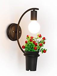 40 E26 E27 Semplice Moderno/Contemporaneo Retrò Pittura caratteristica for Stile Mini,Luce ambient Luce a muro