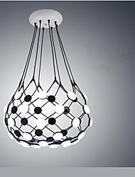Недорогие -Люстра nordic пост-современный креативный ресторан кафе лампа вилла люксовый люстра люстра