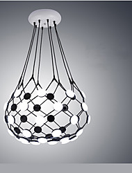 Chandelier Nordic post-modern creative restaurant cafe lamp villa hotel lobby chandelier