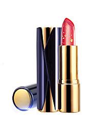 1Pcs Golden Temperature Changes Color Lipstick Professional Makeup Cosmetic Lipstick Beauty