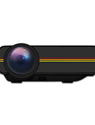 abordables -YG410 LCD Proyector de Home Cinema WVGA (800x480)ProjectorsLED 1000