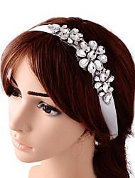 economico -fasce in resina copricapo festa di matrimonio elegante stile femminile classico