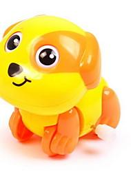Недорогие -Игрушка с заводом Игрушки Собаки Пластик Куски Универсальные Подарок