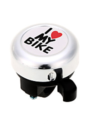 cheap -Plastic Bicycle Bell Outdoor Right Hand Bike Handlebar Clear Sound Loud Cycle Horn Alarm Warning Ring Bike Accessory