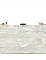 preiswerte -Damen Taschen PU Abendtasche für Hochzeit Veranstaltung / Fest Normal Formal Ganzjährig Cream