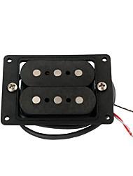 baratos -Profissional Pickup Guitarra Eléctrica Fibra Diversão Acessórios para Instrumentos Musicais