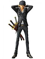 preiswerte -Anime Action-Figuren Inspiriert von One Piece Roronoa Zoro PVC CM Modell Spielzeug Puppe Spielzeug Unisex