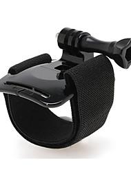 Недорогие -Повязка на запястье Портативные С возможностью регулировки Для Экшн камера Gopro 6 Все SJCAM На открытом воздухе Пластик