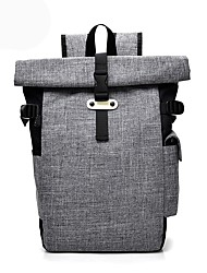 Unisex Bags All Seasons Canvas Sports & Leisure Bag for Casual Sports Outdoor Cycling/Bike Blue Black Gray Fuchsia