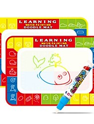 Children's Water Writing Canvas Learning Writing Carpet Graffiti Magic Toys